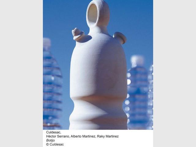 Botijo (Héctor Serrano, Alberto Martinez, Raky Martinez) - Design Espana - expo Bordeaux