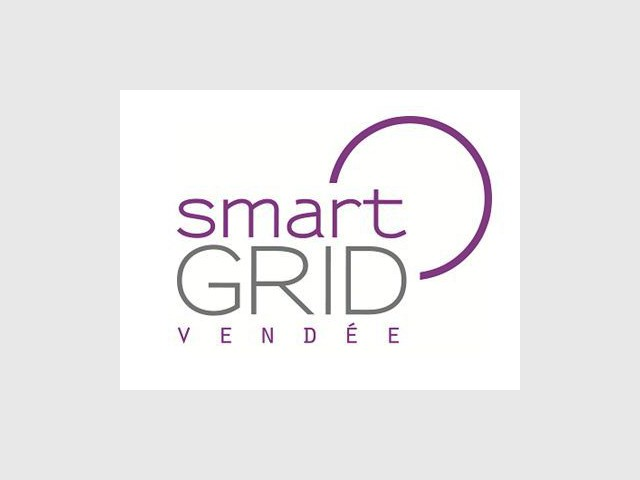 Logo Smart Grid Vendée