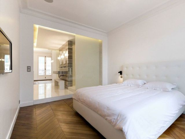 Suites parentales grand confort