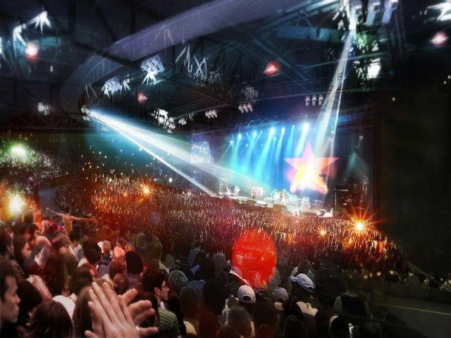 Une salle de spectacle - la Cité musicale de l'Ile Seguin