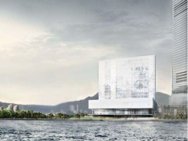 """Herzog & de Meuron et TFP Farrells construiront un """"Beaubourg asiatique"""""""