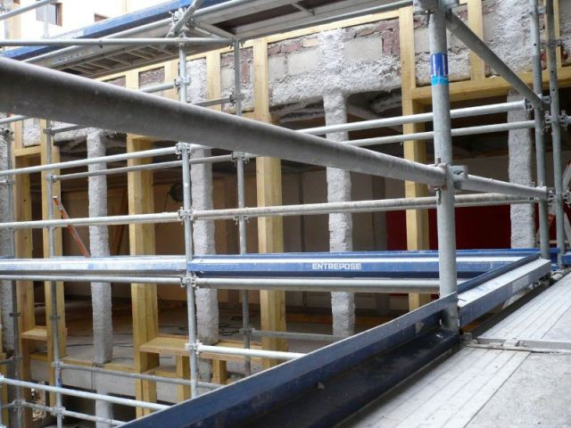 16 mois de travaux  - Réhabilitation de 18 logements dans le 12ème à paris