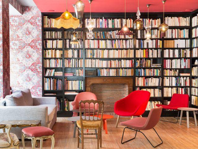 Le lobby - Groupe Paris-Honotel