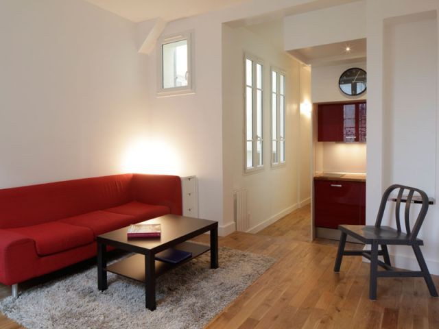 Appartement Cyril Rheims 29 m² Paris