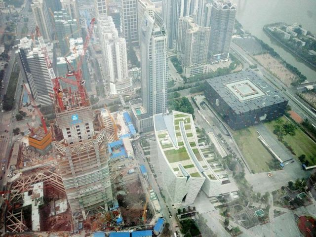 . Chow Tai Fook Center