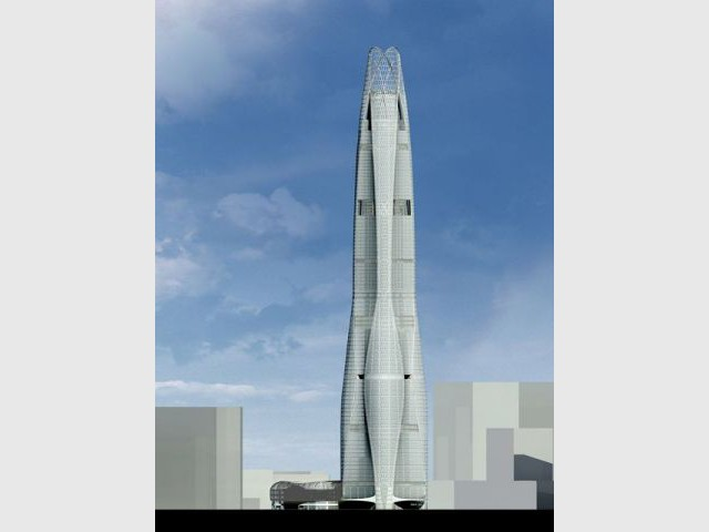 CTF Tianjin Tower