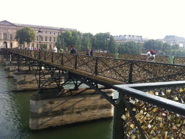 ponts des arts Paris