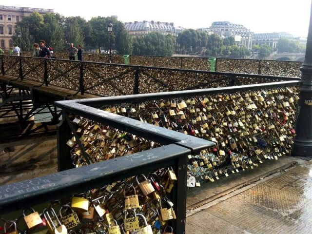 Pont des Arts - ponts des arts Paris