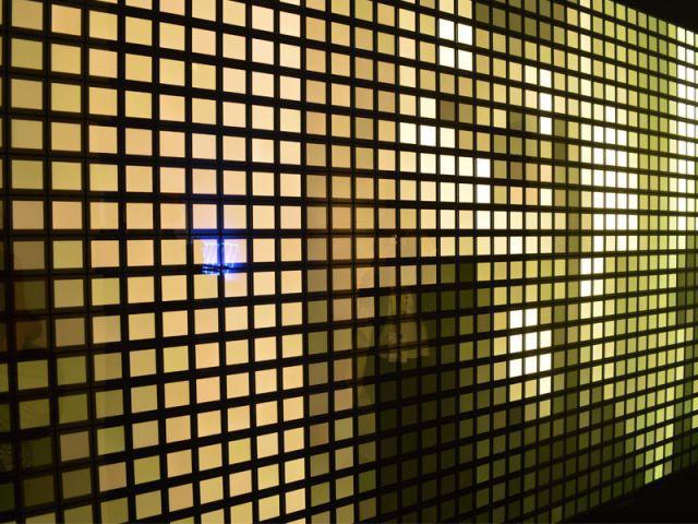 Mur interractif signé Philips - Maison&Objet