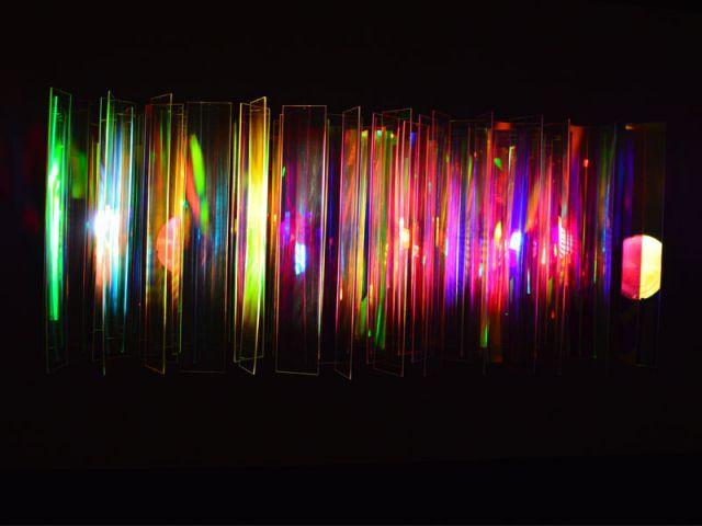 Spectres multicolores - Maison&Objet