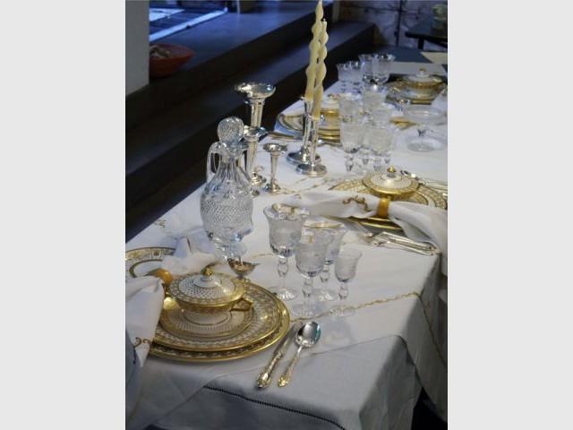 Table Downtown Abbey - Arts de la table Angleterre - Merci