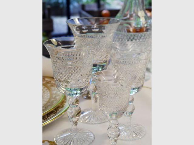 Verres à vin et à sherry - Arts de la table Angleterre - Merci
