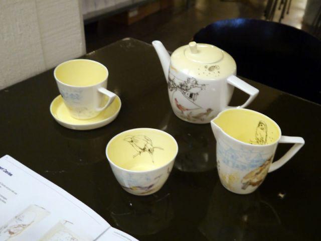 Service à thé  - Arts de la table Angleterre - Merci