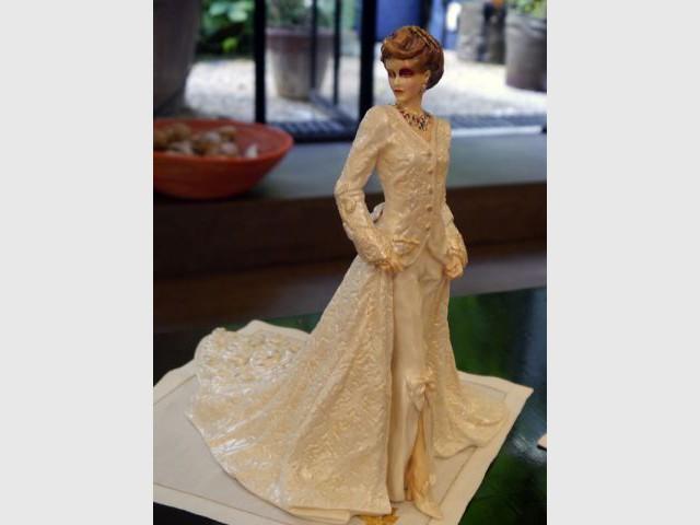 Figurine en céramique, peinte et façonnée à la main - Arts de la table Angleterre - Merci
