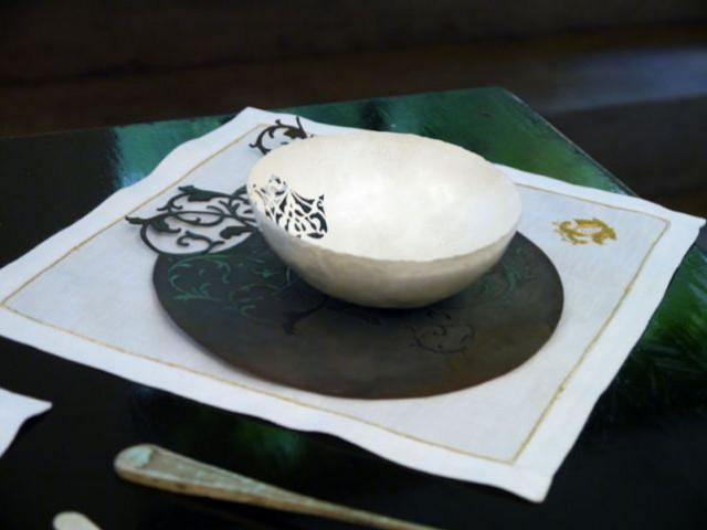 Une vaisselle des plus légères - Arts de la table Angleterre - Merci