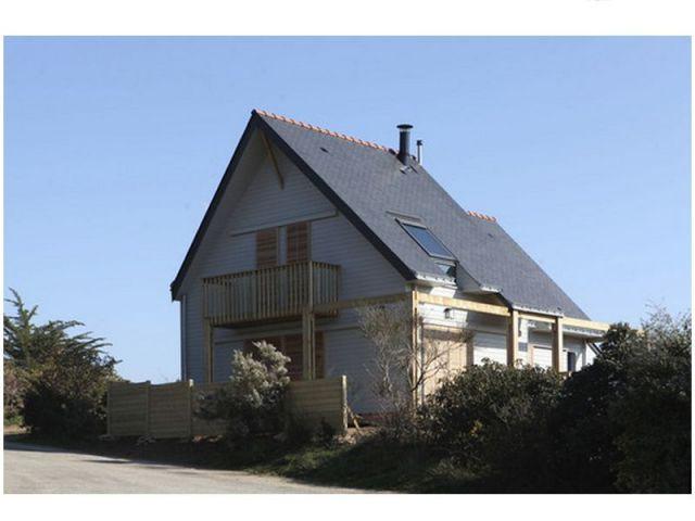 Conception bioclimatique - maison bioclimatique Bretagne