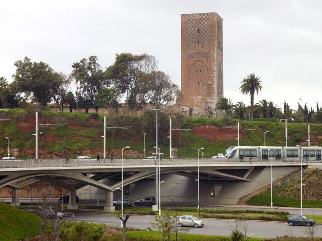 Projet d'Infrastructure Urbaine Rabat-Salé, Maroc