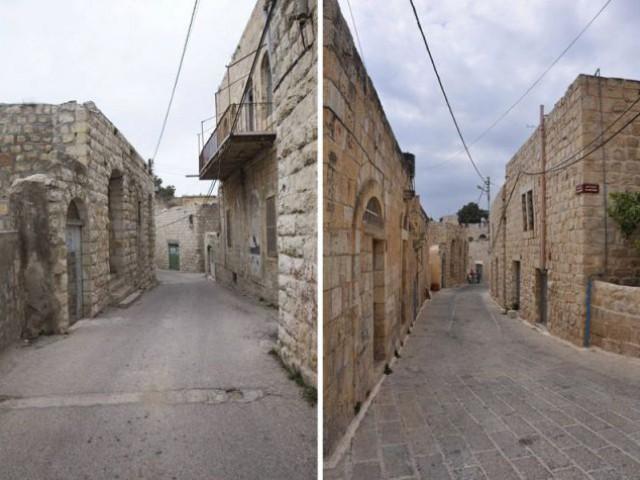 Revitalisation du Centre Historique de Birzeit, Bi