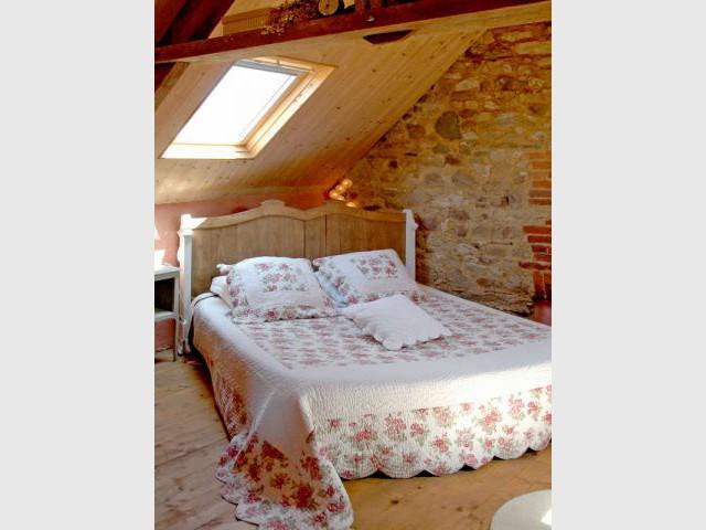 Une déco romantique pour la maison d'hôtes Marie - Petites maisons dans la prairie