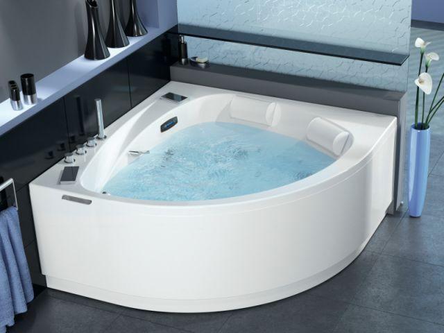 jacuzzi pour baignoire Quelle forme pour ma baignoire balnéo ?