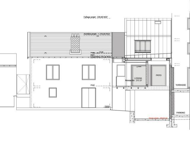 Création d'une extension - Atelier d'Architecture Laville Cardinal