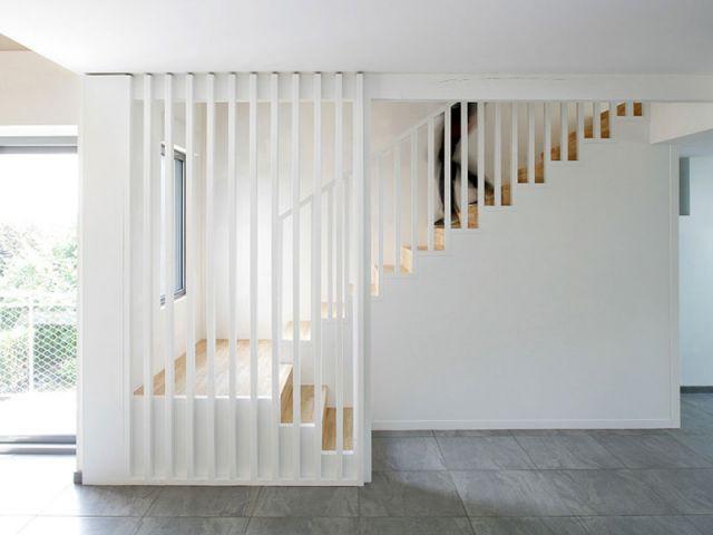Une maison plus intime - Nicolas Waltefaugle
