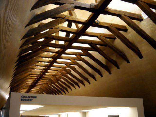 Architecture - Musée de la Faïence de Nevers