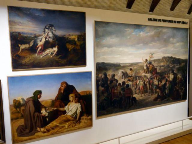 Tableaux - Musée de la Faïence de Nevers