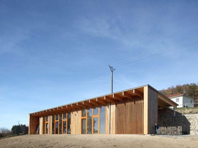 Prix national de la construction bois les laur ats 2013 for Prix m2 angers