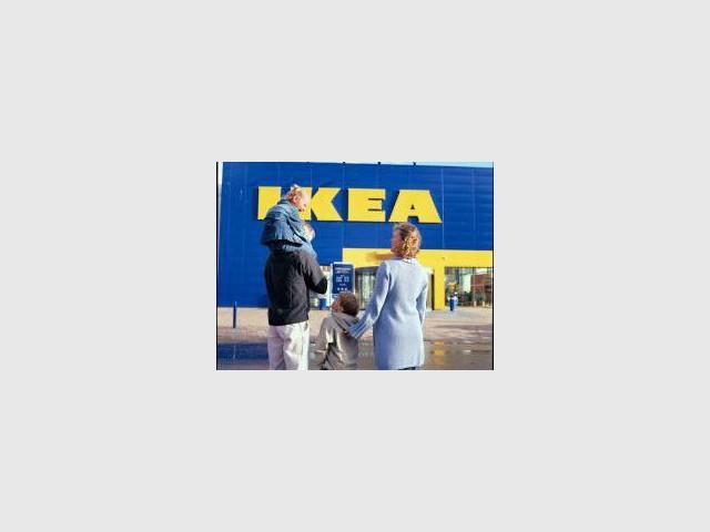Famille Ikea