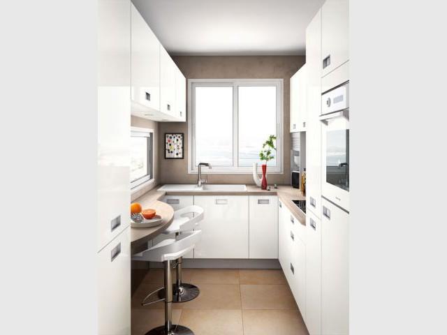 Mobalpa cuisine - 6 m²