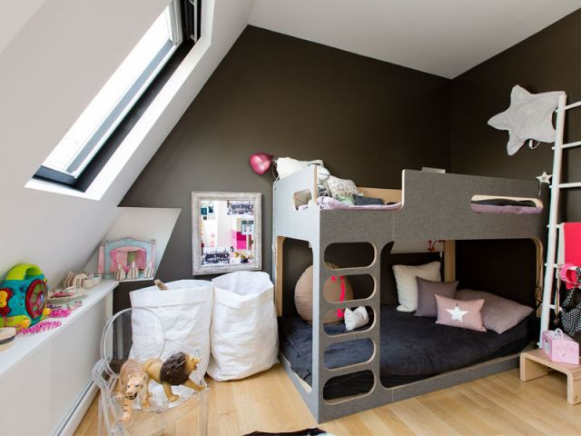 Chambre d'enfant - Appartement Philippe Demougeot
