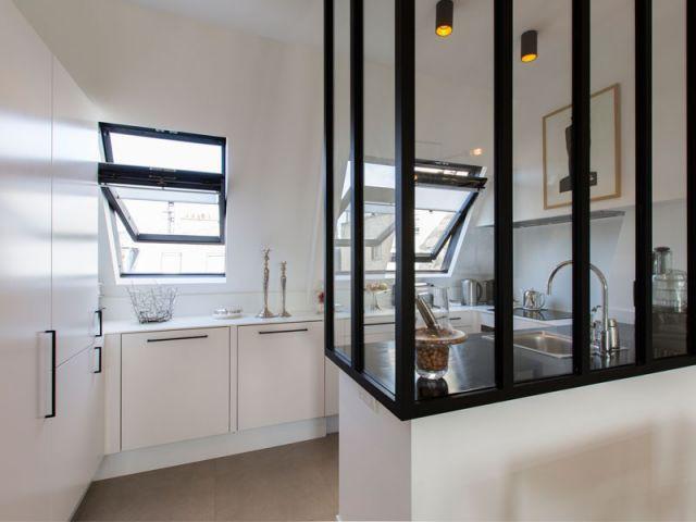 Eléments techniques cachés - Appartement Philippe Demougeot