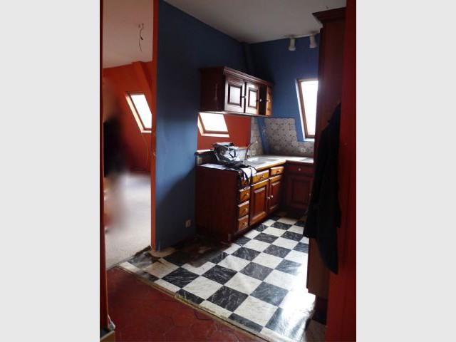 Des bien très compartimentés - Appartement Philippe Demougeot