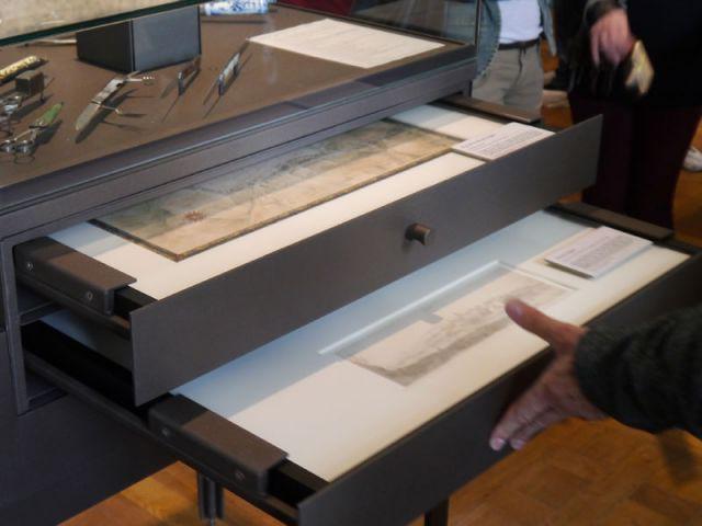 Une optimisation maximale de l'espace - Maison des Lumières - musée Diderot - Langres