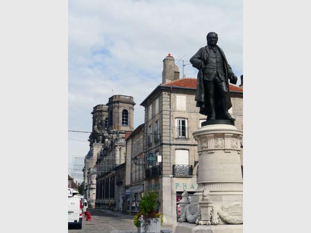 Langres, une ville marquée par Diderot - Maison des Lumières - musée Diderot - Langres