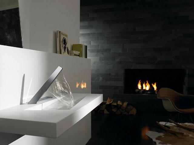 Une vasque design pour une salle de bains épurée - Vasque