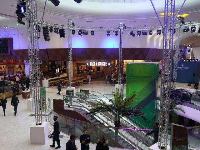 Aéroville - centre commercial