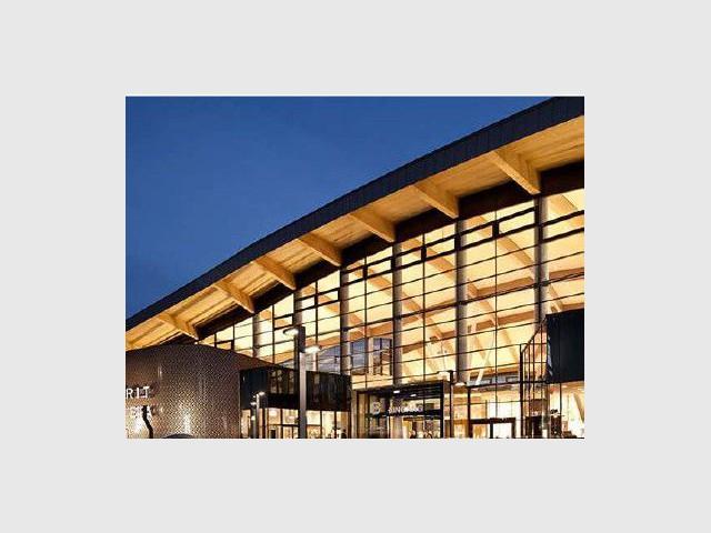 Centre commercial G3 - Gerasdorf - Autriche - 2012