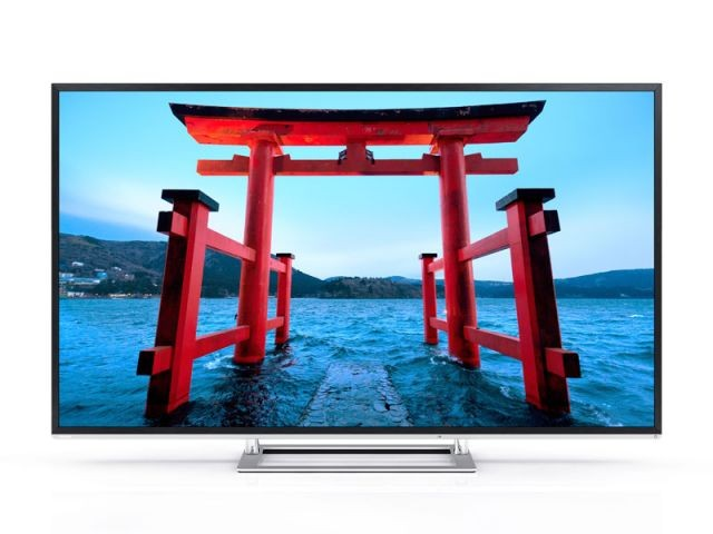 Ultra HD - Toshiba 58L9363