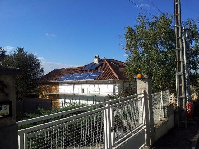 Toiture - maison rénovation thermique