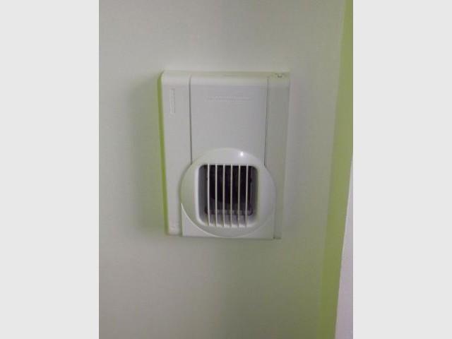 VMC double flux - maison rénovation thermique