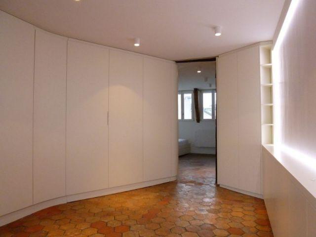 Salon séjour après travaux - appartement parisien - Francesca de Marchi