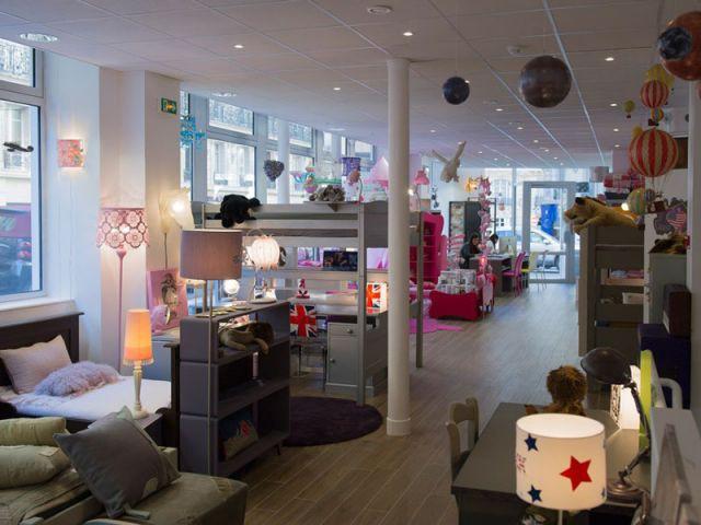 Anders showroom Paris