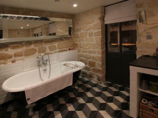 La salle de bains - Camille Hermand Architectures