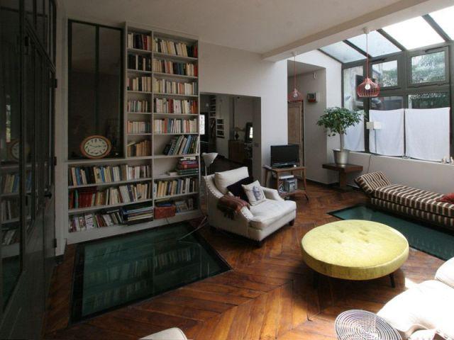 Un loft entièrement ouvert - Camille Hermand Architectures