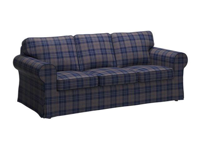 Canapé rebondi dans le pur style british - IKEA