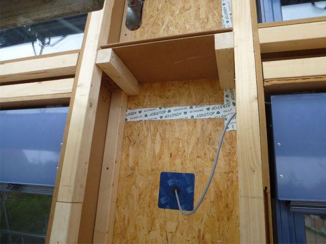 Vigilance accrue autour des fenêtres - Maison Europassive