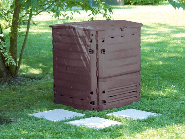 Fabriquer et utiliser son compost - Jardin en hiver