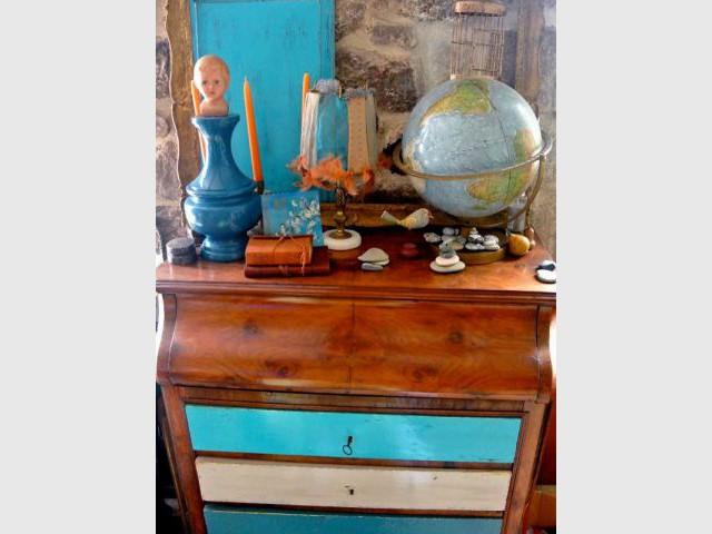 De bois et de bleu - Concours Bensimon